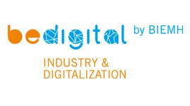 Logo de Be Digital de la BIEMH